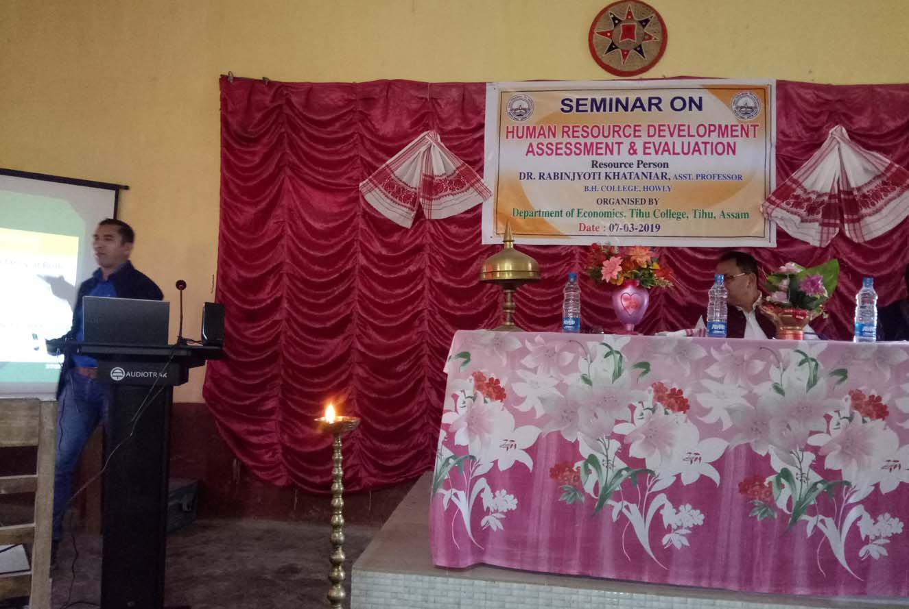 Seminar on Human Resource development